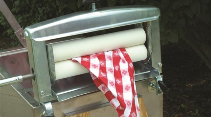 Setting Up A Hand Washing Laundry System
