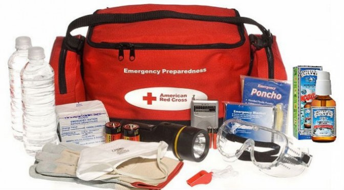Putting Together a Home First Aid Kit
