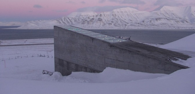 "A Rare Chance To Peek Into The ""Doomsday Seed Vault"""