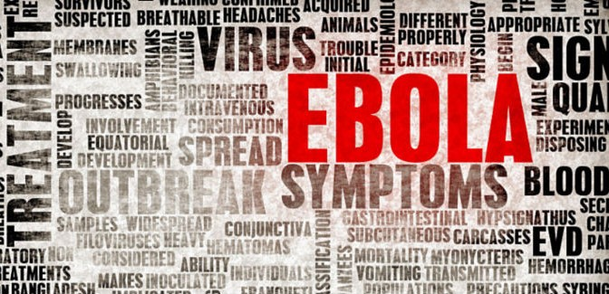 Ebola: Defending against disease and pandemics